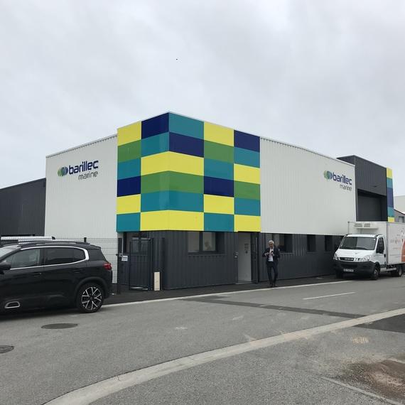 Barillec Marine Lorient et Sables d'Olonnes
