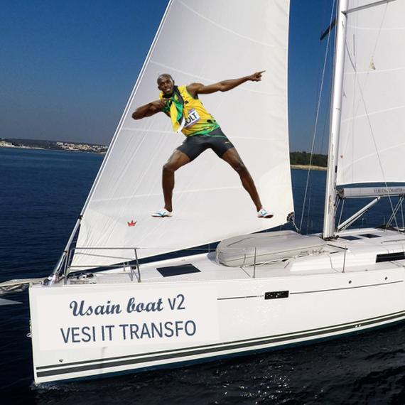 VESI Usain Boat