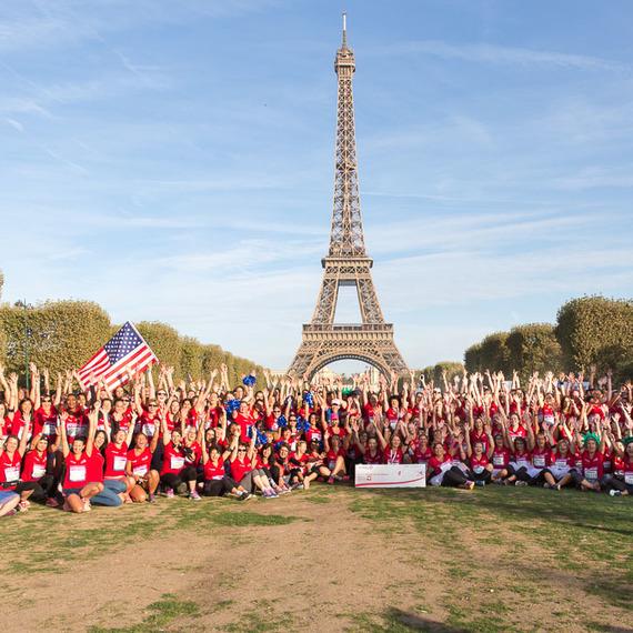 La Parisienne 2019 running race