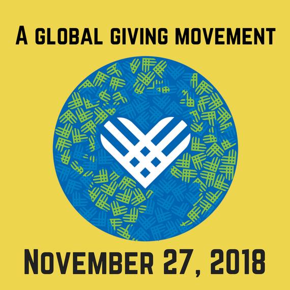 Giving Tuesday 2018 - Nov. 27