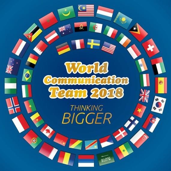World Communication Team 2018