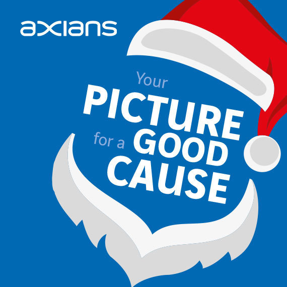 Axians in Germany: Your Picture for a good cause